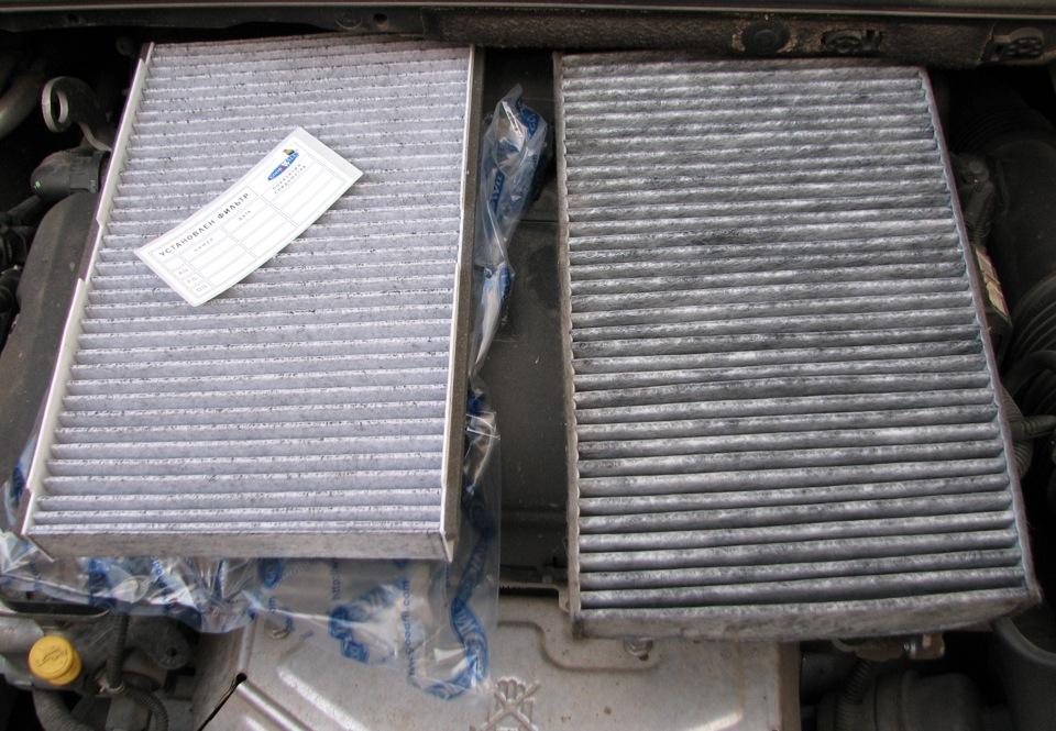 Замена воздушного фильтра в пежо 3008 своими руками