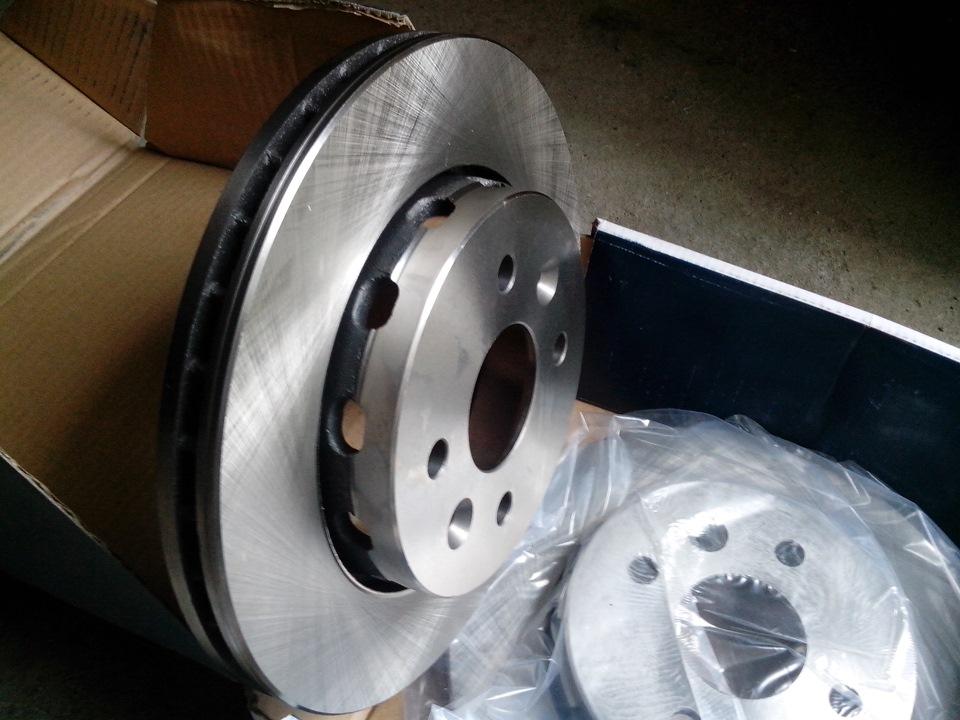 сколько стоят тормозные диски на киа спектра