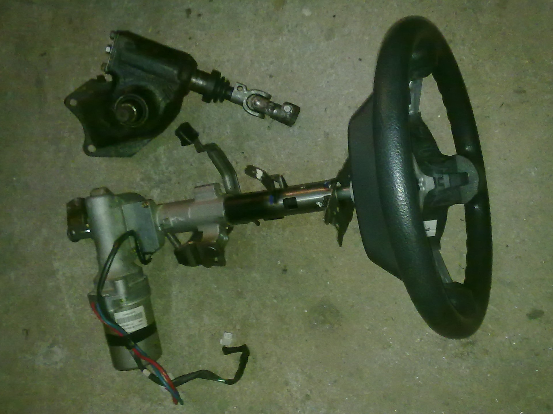 Электроусилитель руля для УАЗ Буханка, 3303,469-й