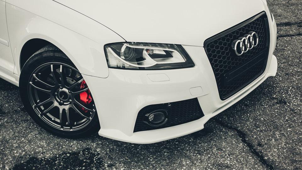 Audi A3 Sportback Niveus E-Tuners 1.4 350 Бортжурнал Турбированные двигатели Правильная эксплуатация Турбины 8