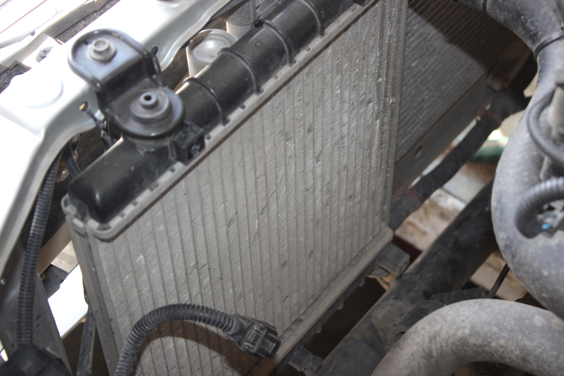 hyundai lantra i мотор вентилятора кондиционера