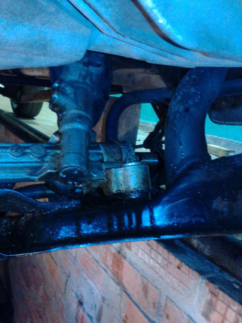 Замена подшипника передней ступицы Форд Фокус 2: фото и видео 29