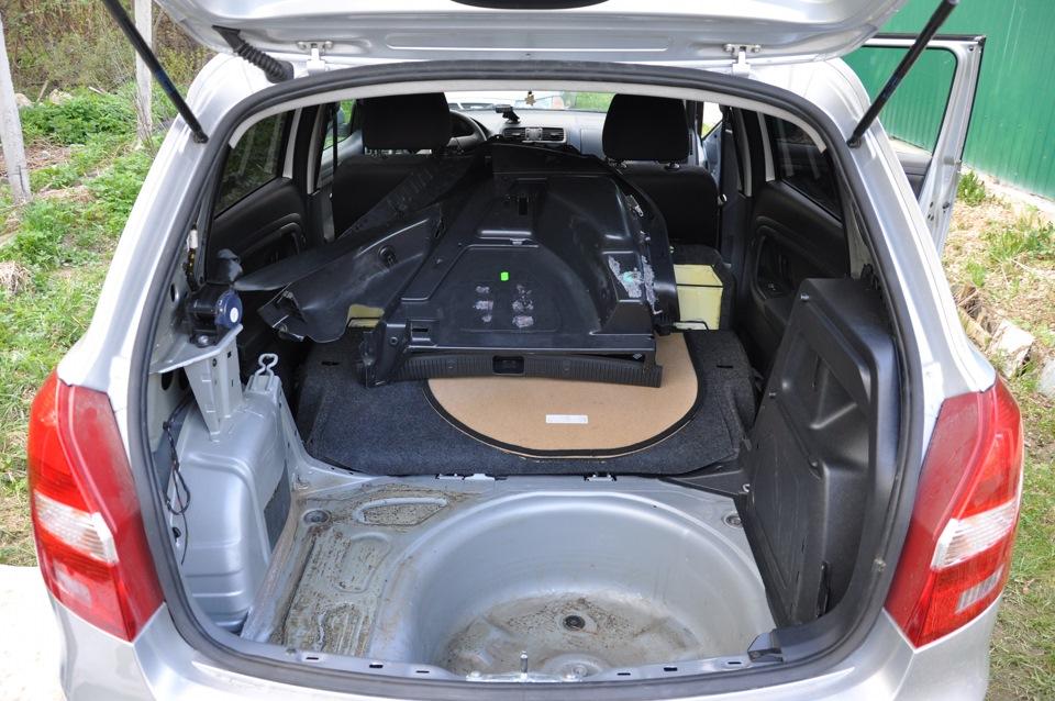 багажник на skoda fabia new