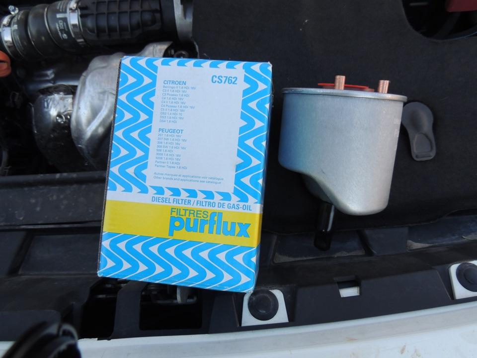 Пежо 408 замена топливного фильтра своими руками 33