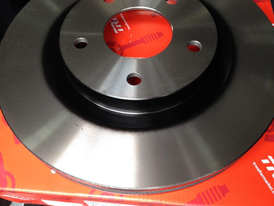 Ниссан кашкай замена тормозных дисков