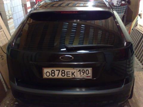 Бортжурнал Ford Focus Hatchback