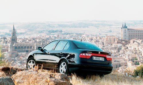 Сеат толедо 1999 года