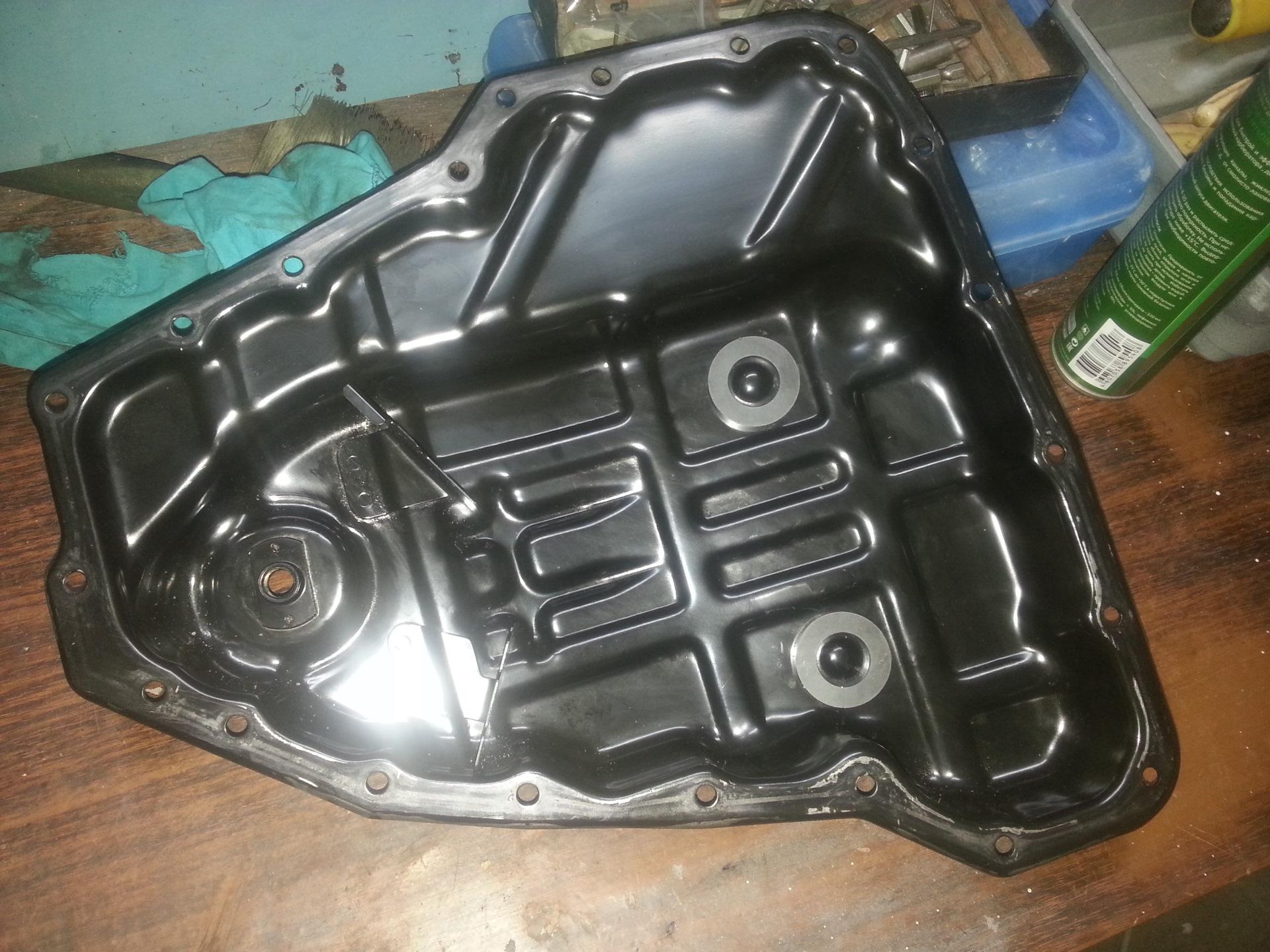 Замена сальника редуктора форд мондео 1