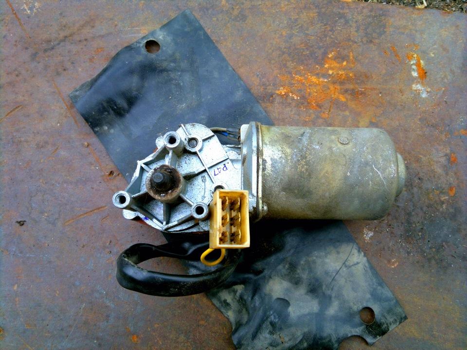 Фото №27 - моторчик дворников ВАЗ 2110