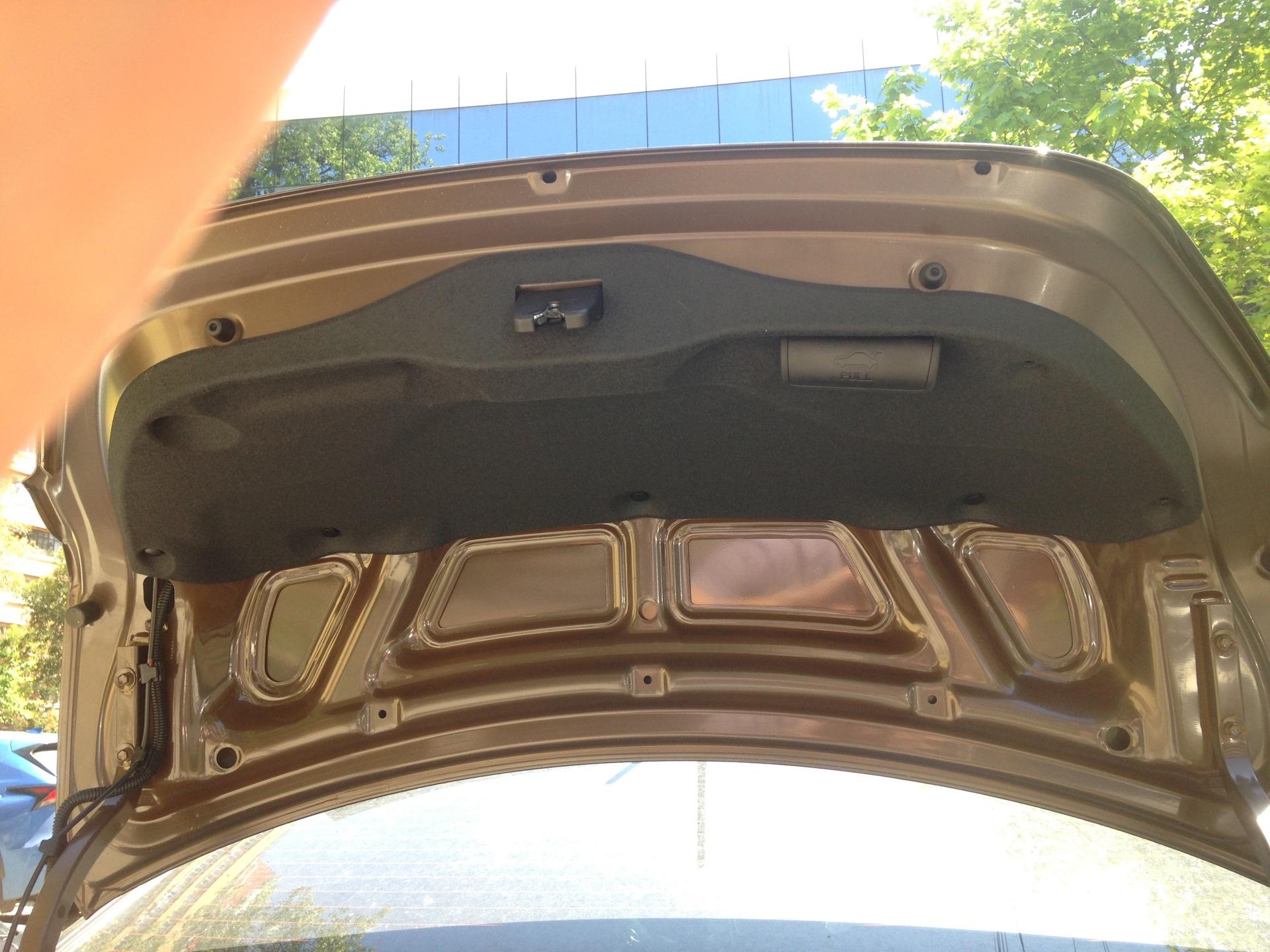 Багажник на солярис своими руками