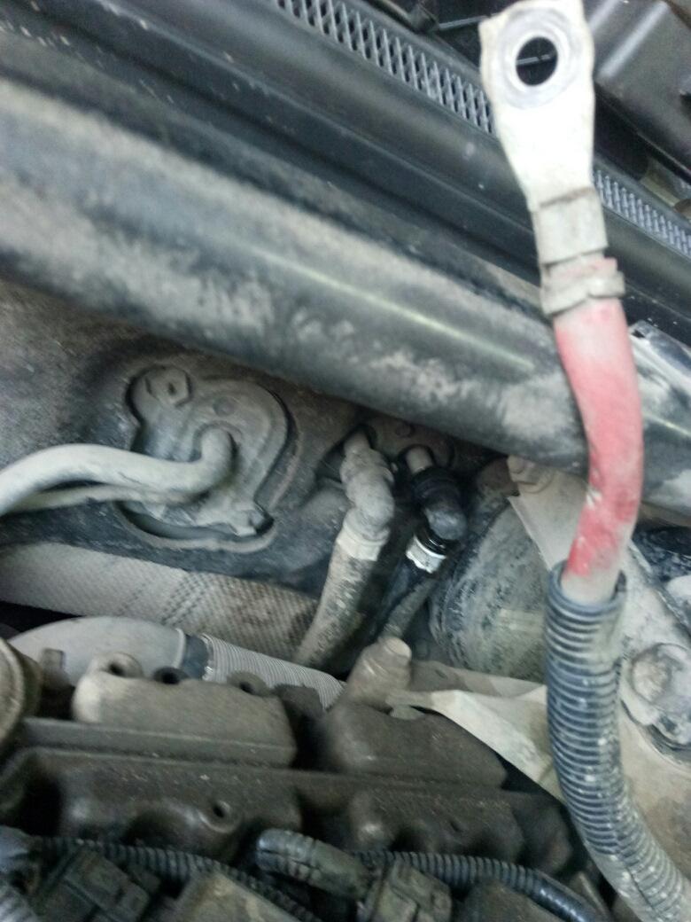 Ошибка ABS bcm-0070 прощай и замена шланга на печь — Volvo S80 I