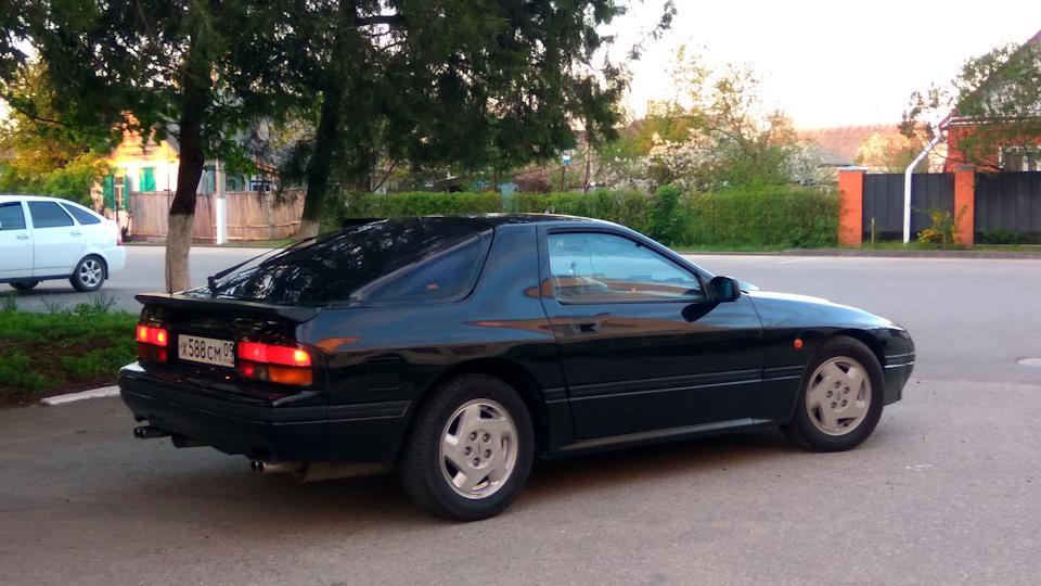 Mazda RX-7 живая легенда-икона 🇯🇵 | DRIVE2