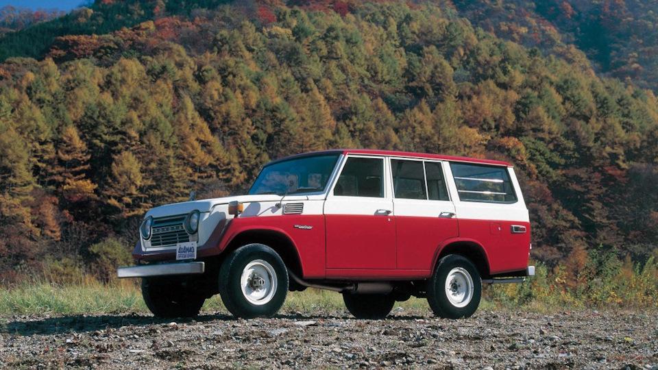 Toyota Land Cruiser 55