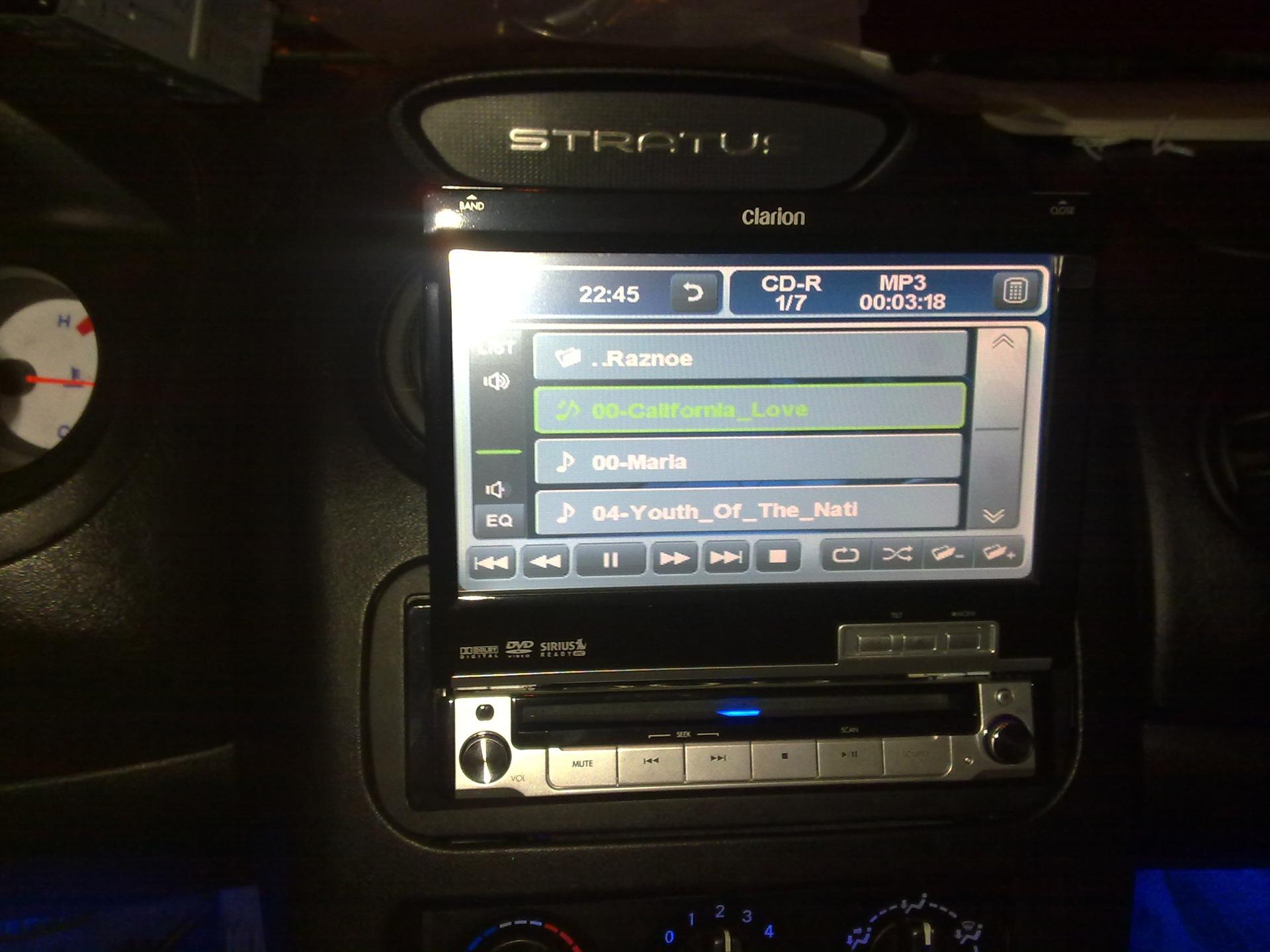 Музыка в машину в cd качестве