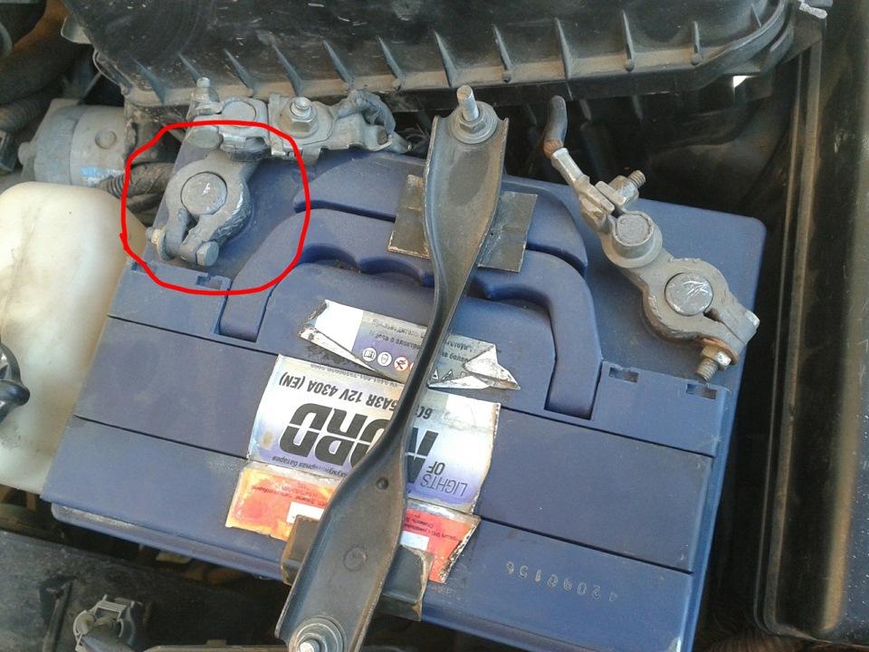 аккумулятор для toyota camry v40