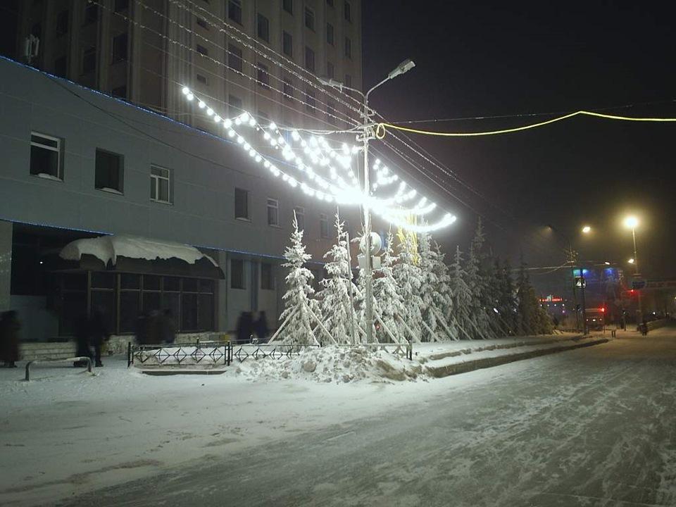 фото ленск зима эти что