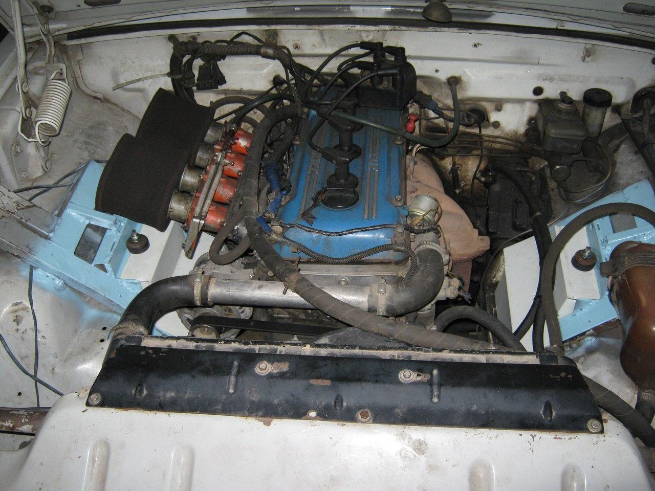 Мотор 406 своими руками