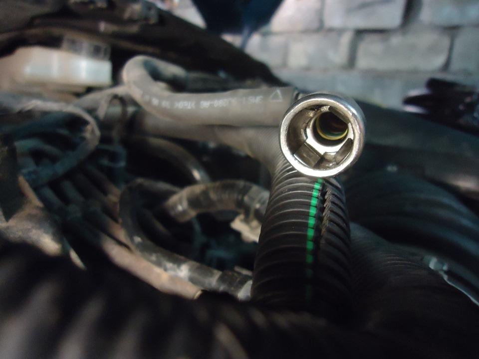 Чистка инжектора форд фокус 3