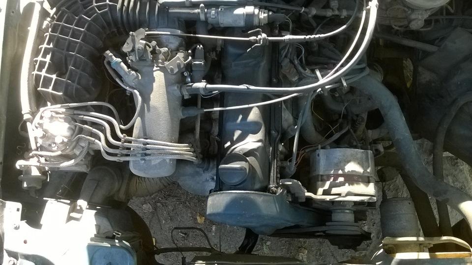 какой трамблер стоит на audi 80 c двигателем jn