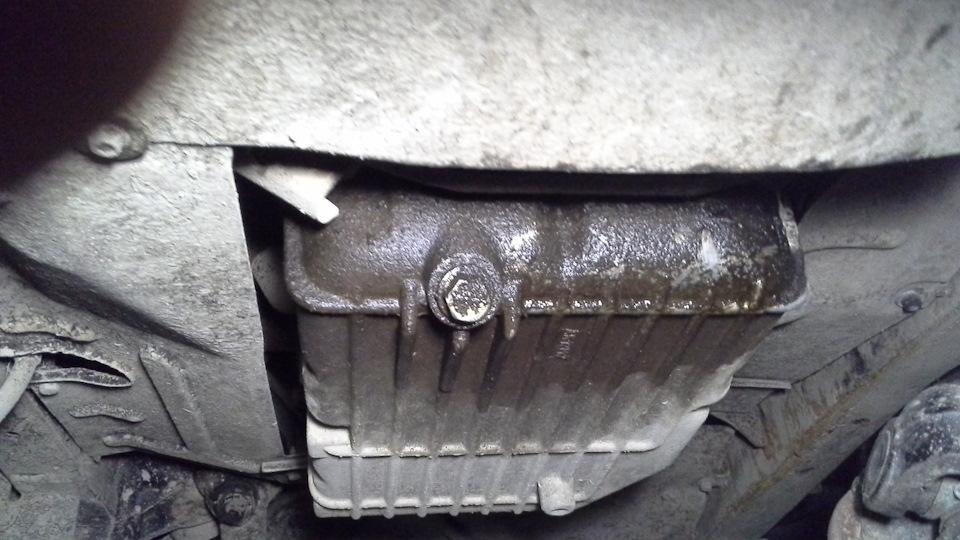 356f331s 960 - Течь масла из под поддона двигателя