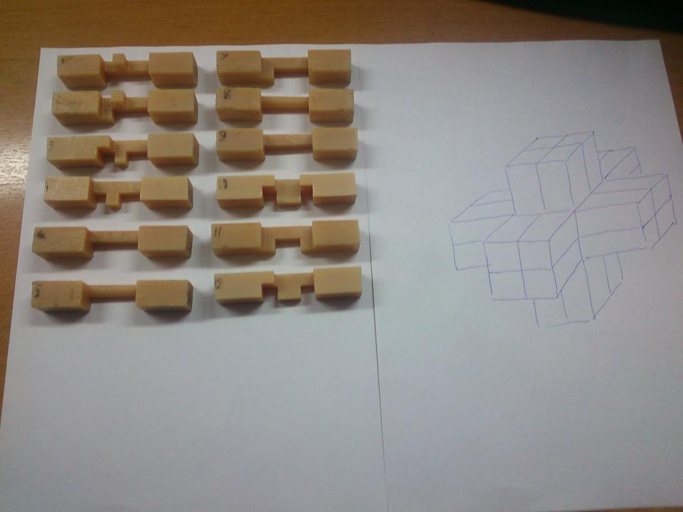 Как сделать головоломки самому