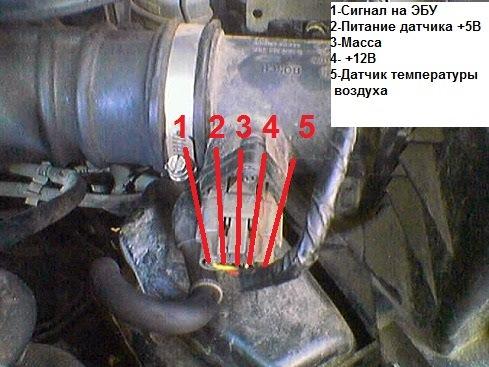Ремонт дросселя своими руками лансер 9 86