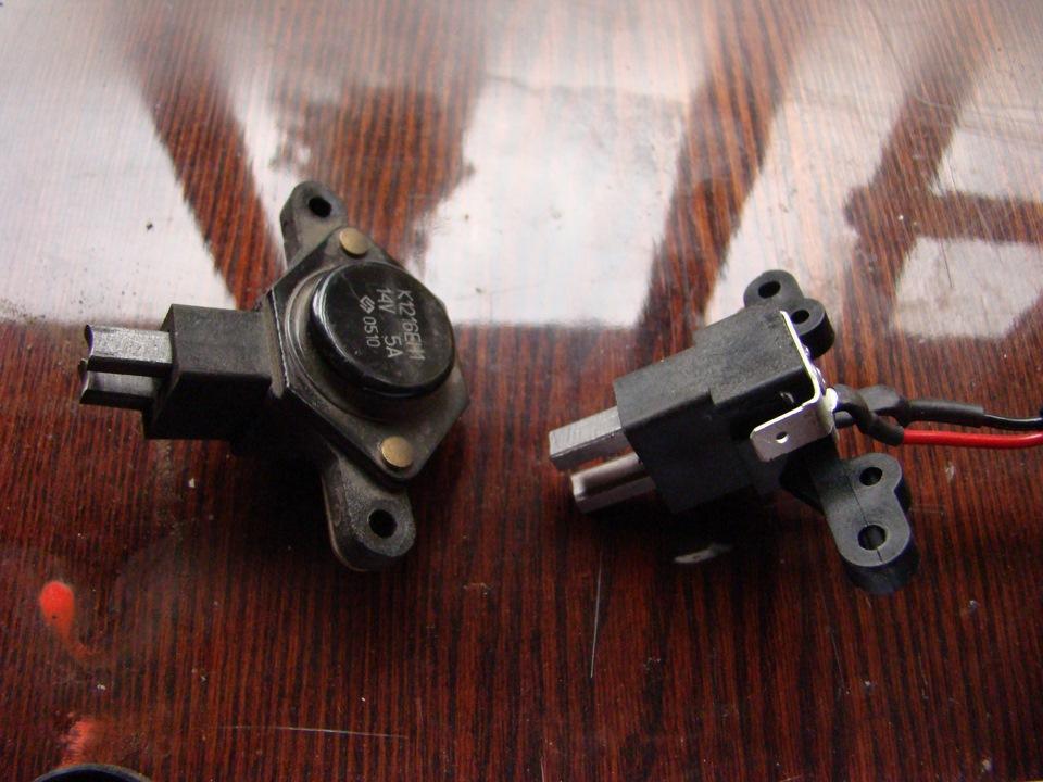 359ac38s 960 - Трехуровневый регулятор напряжения на генератор