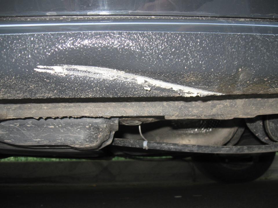 вмятина на пороге автомобиля фольксваген поло