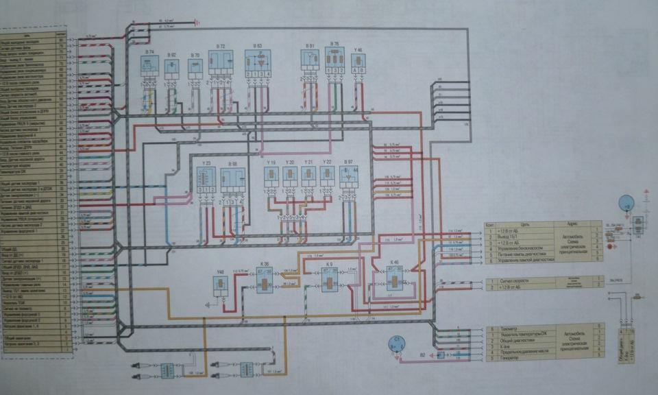 Схема газель бизнес 4216 схема