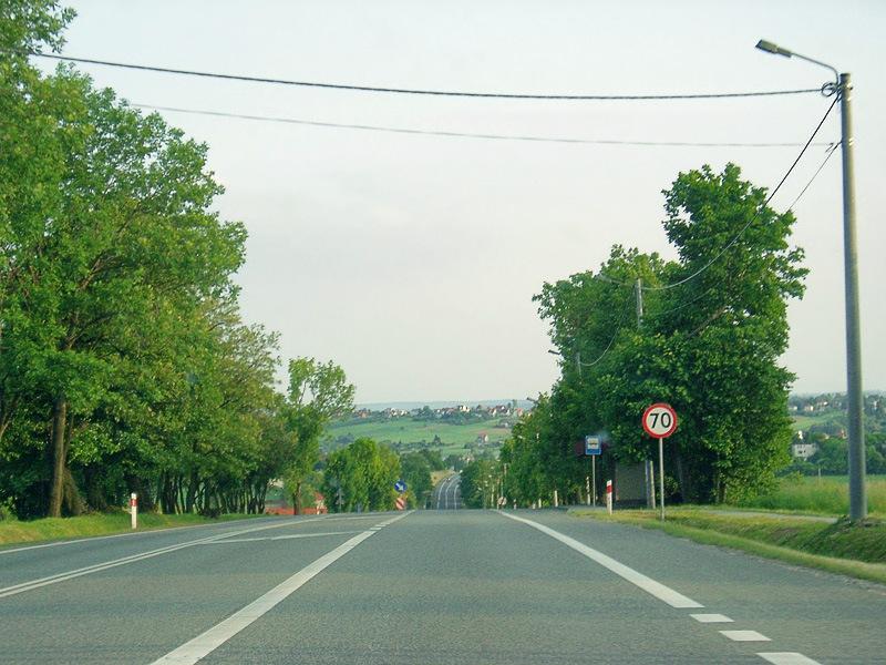 Дорога в Краков