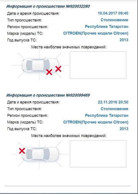 Как проверить свою машину на дтп бесплатно