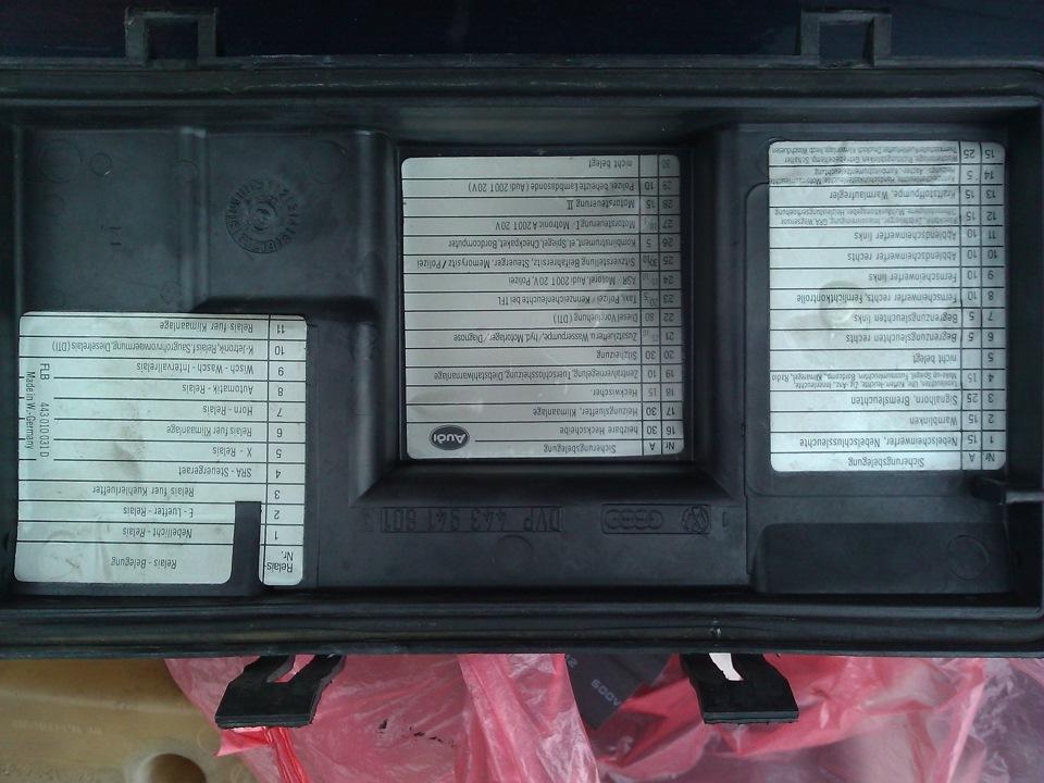 блоки реле бортжурнал Audi 200 Turbo акпп Mc2 1989 года на Drive2