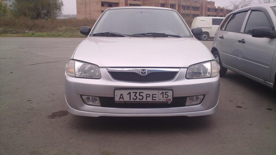 Mazda 323 | DRIVE2: https://www.drive2.ru/r/mazda/130115/