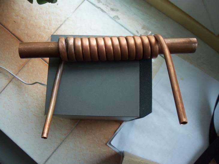Теплообменник самодельный схема обвязки пароводяного теплообменника
