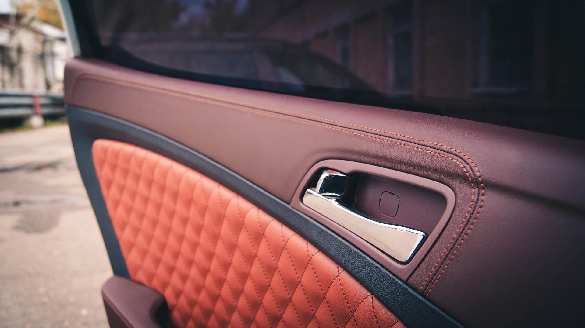 Обшивка дверей автомобиля своими руками фото