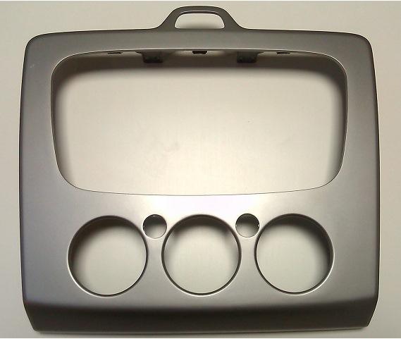 рамка на магнитолу овал для форд фокус 2 купить