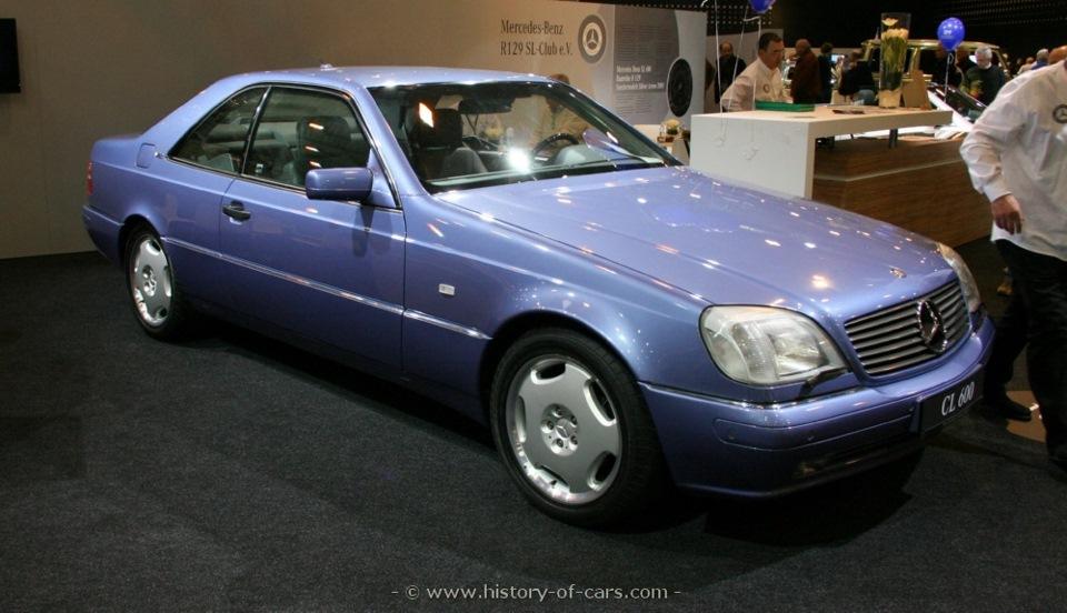 Cl w140 for Mercedes benz bear