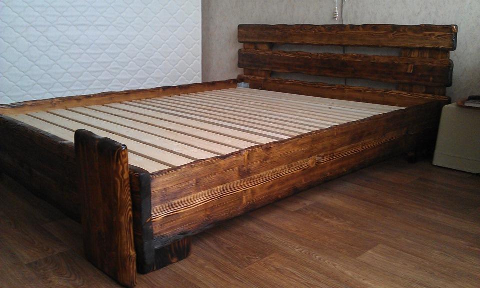 как сделать двуспальную кровать своими руками фото вкусный