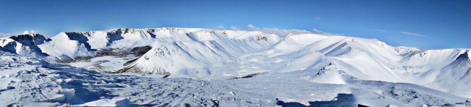 Вид с вершины горы Кукисвумчорр.