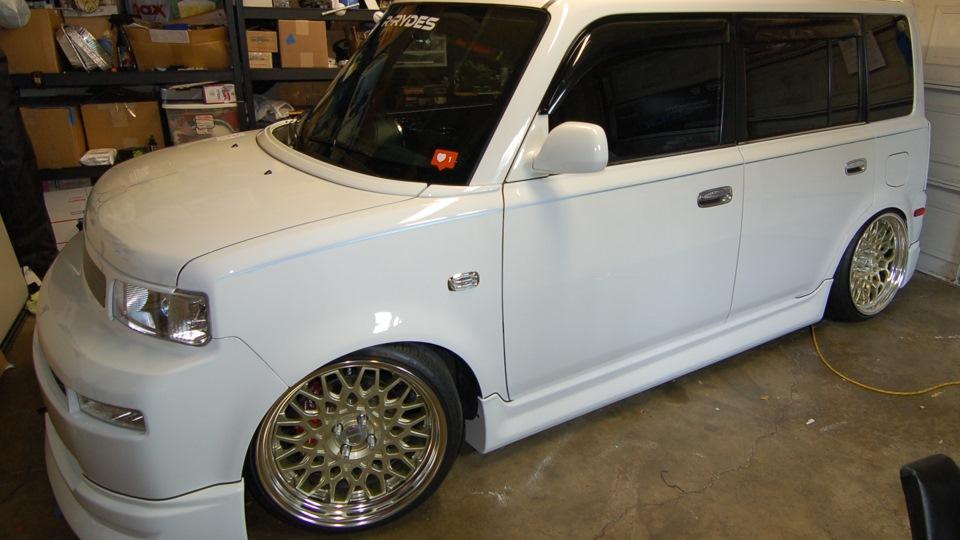 Scion XB 2006 Polar White