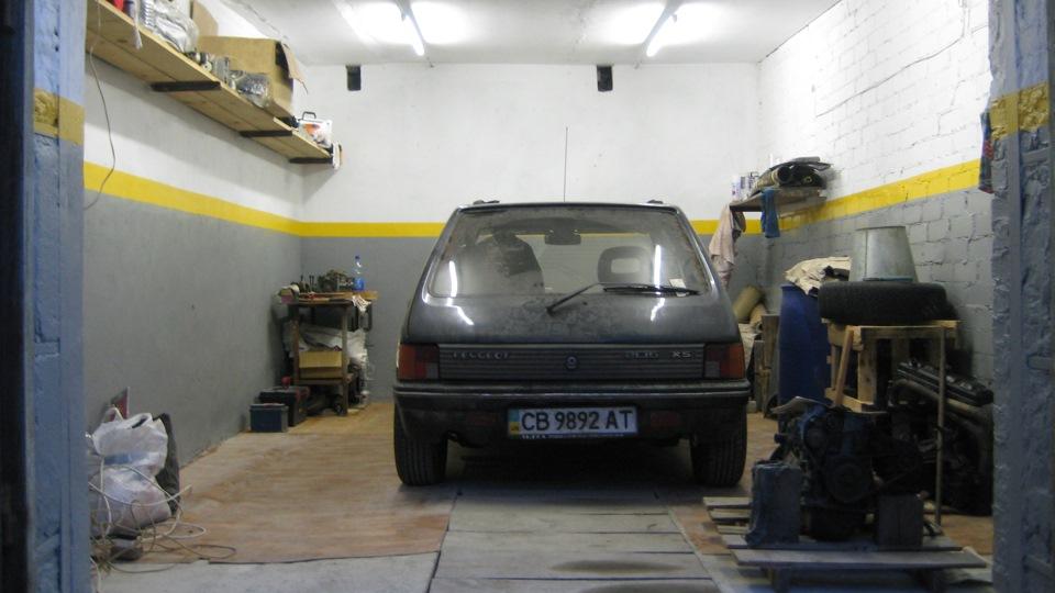 Ремонт машины в гараже своими руками 33