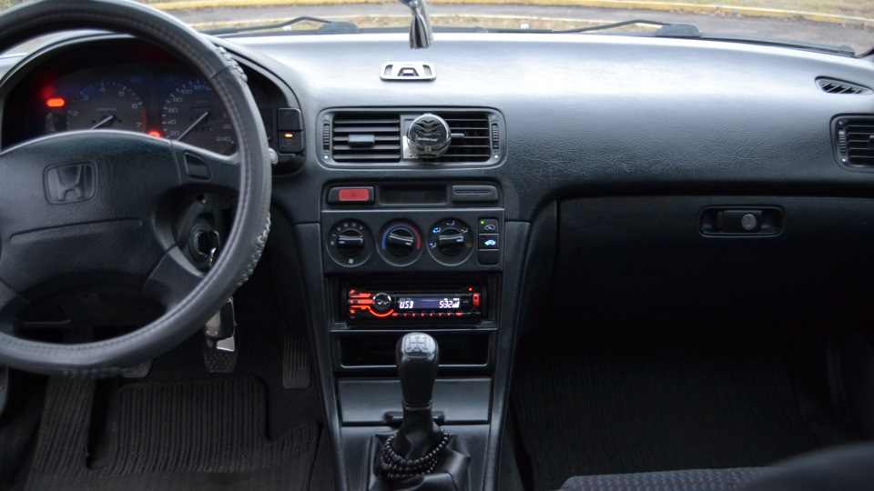 Хонда аккорд сс7 фото
