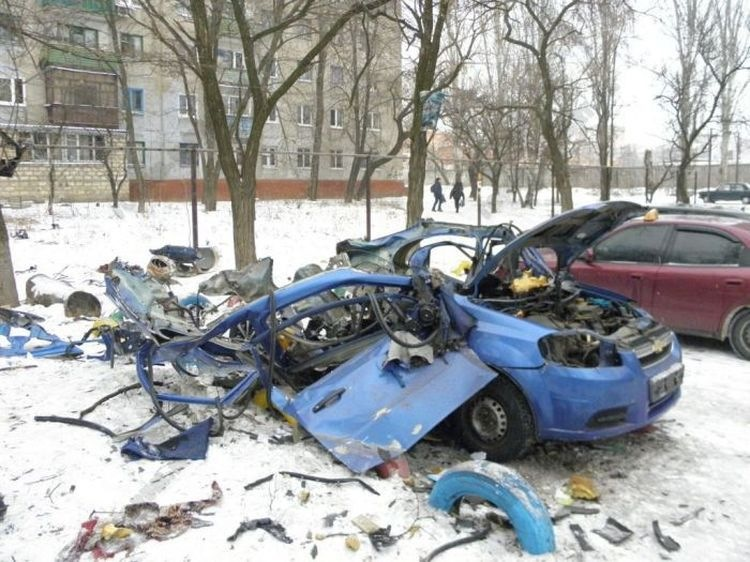 Легковушка загорелась на ходу в столице - Цензор.НЕТ 9554