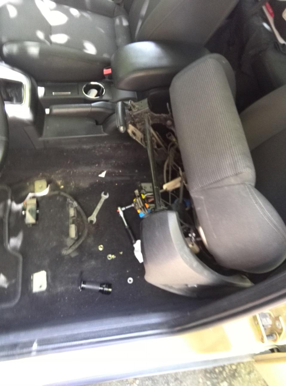форд мондео 3 не работает