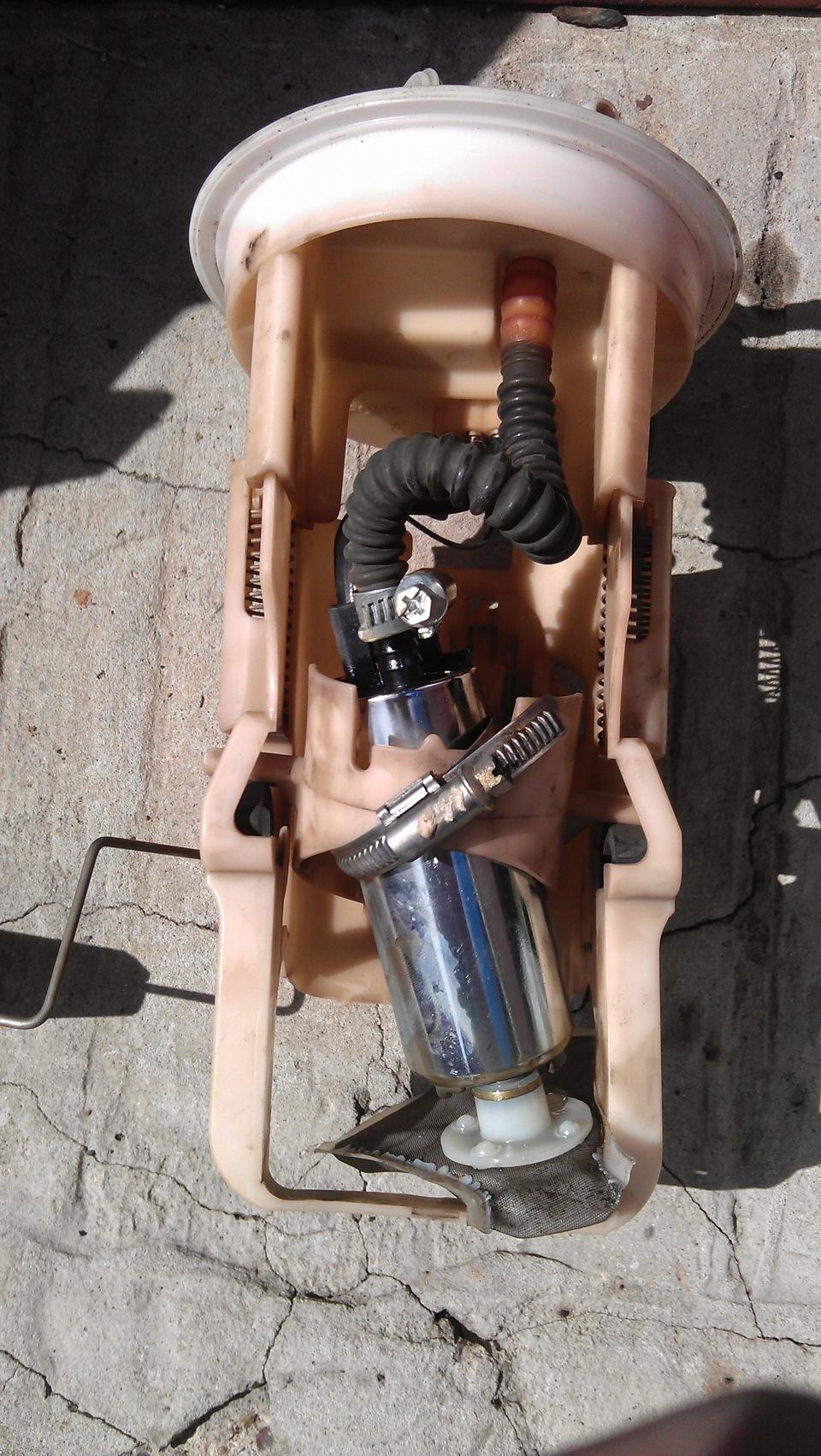 не работает топливный насос BMW e36