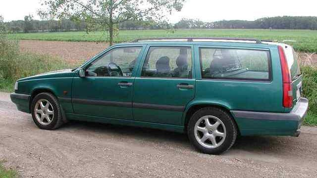 Volvo 850 GreenBox