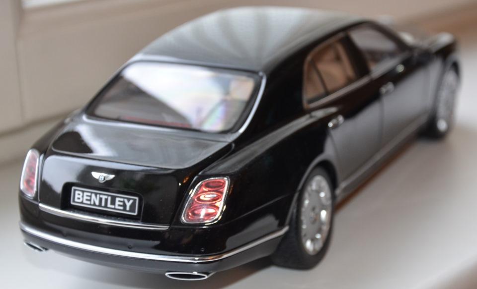 масштабные модели bentley