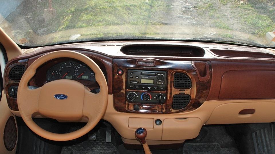 Форд транзит фото салона