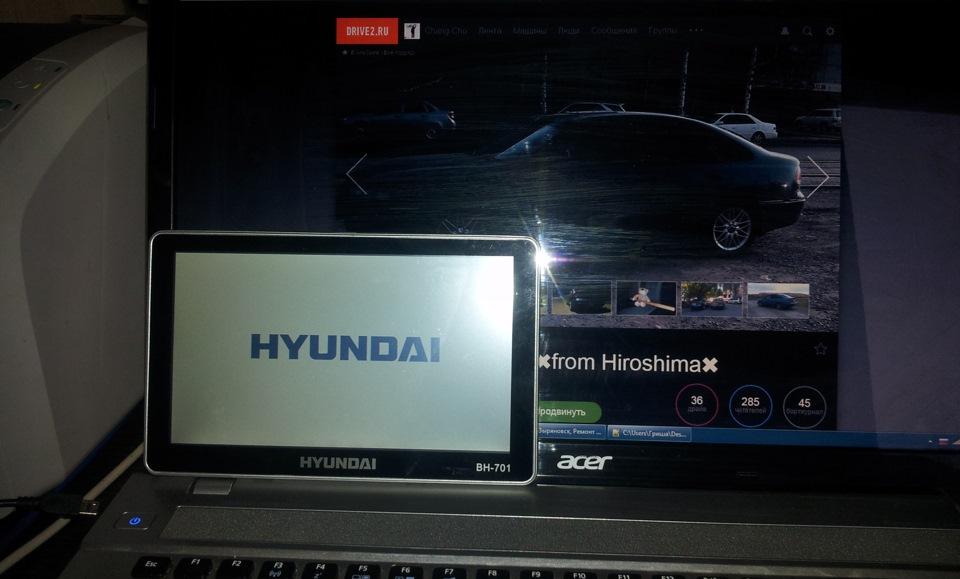 отзывы о автонавигаторе hyundai bh-701