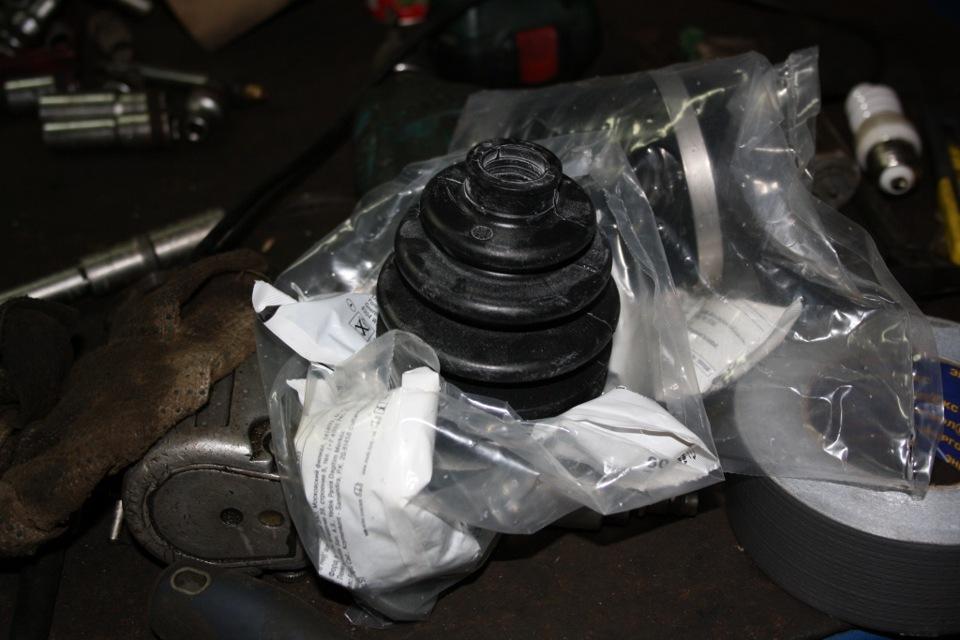 Замена пыльника внешнего шруса форд фокус 2 своими руками 11
